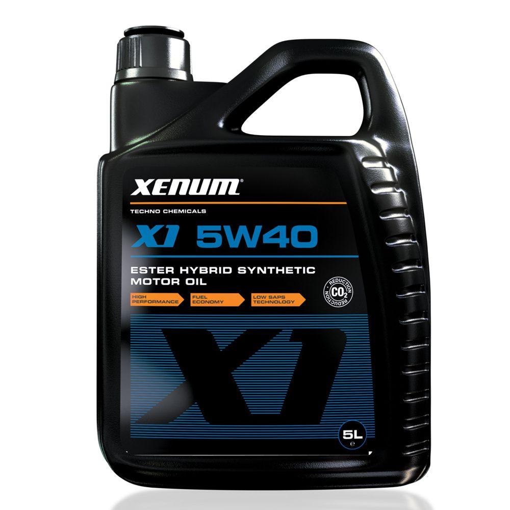X1 5w-40