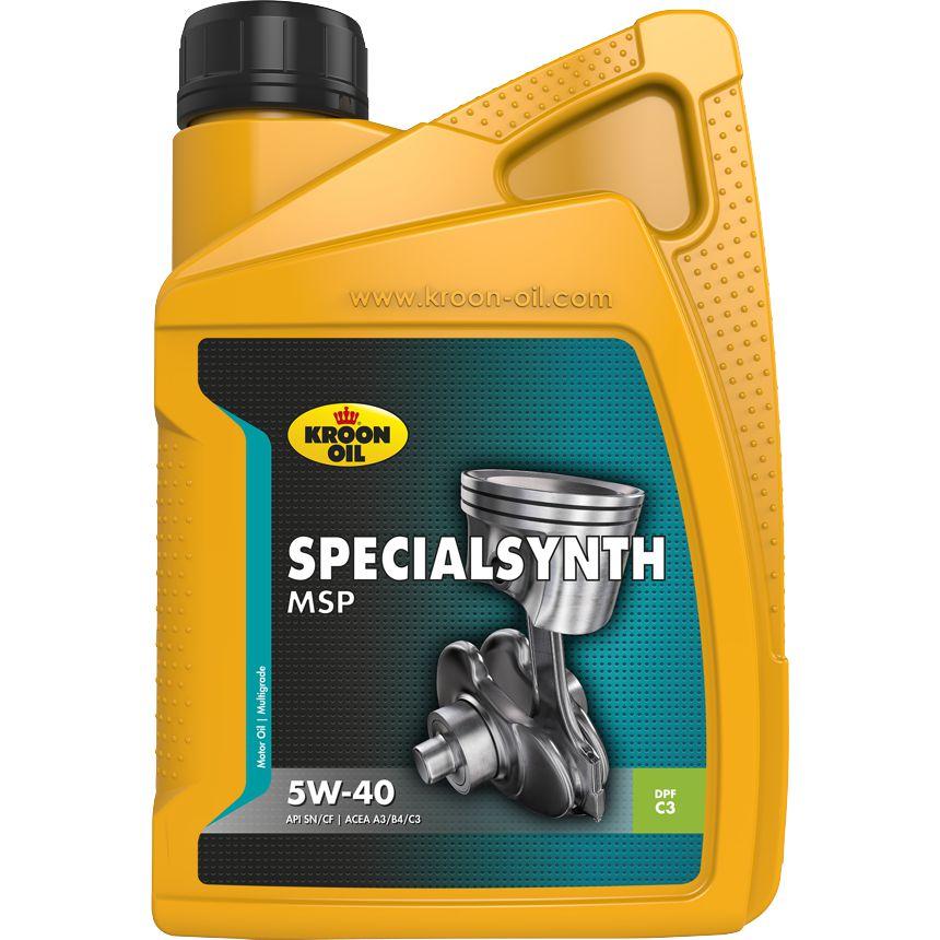 SpecialSynth 5w-40