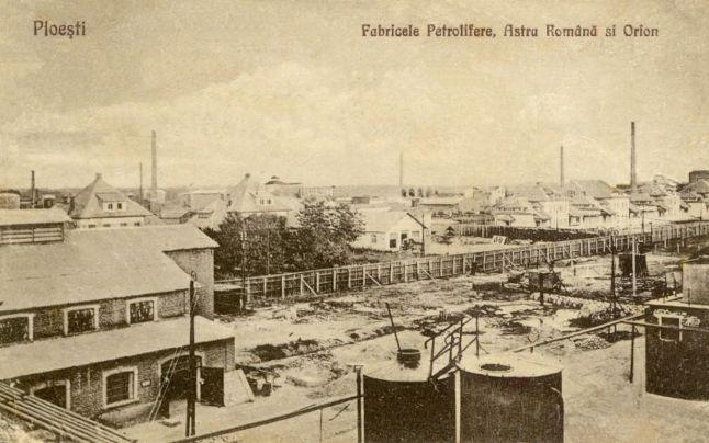 Rafinaria Ploiesti 1857